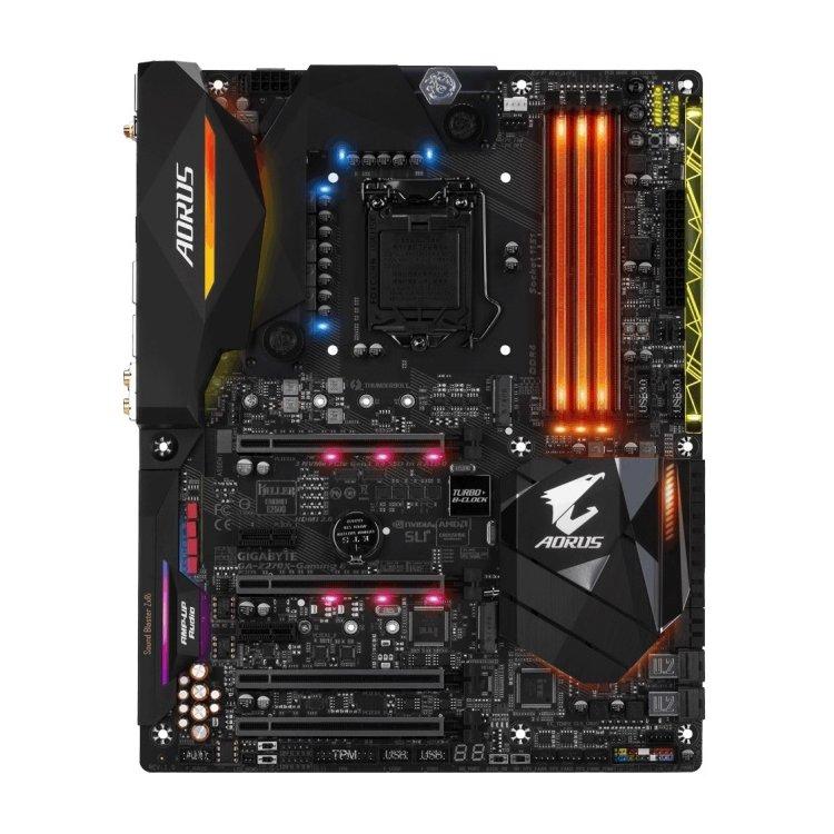 Купить Gigabyte GA-Z270 в интернет магазине бытовой техники и электроники
