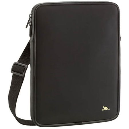 Riva 5010 чехол-сумка, полиуретан, Черный