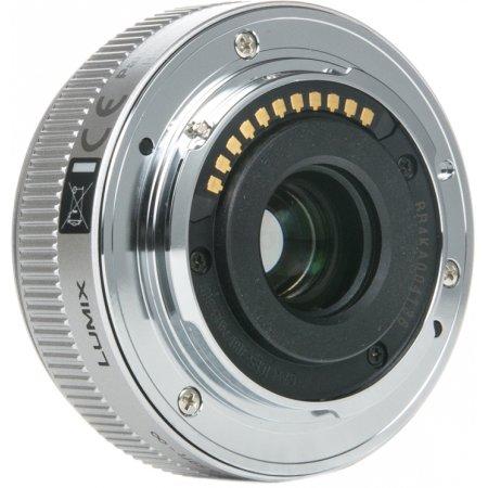 Panasonic Lumix G Pancake 14mm f/2.5 ASPH II Широкоугольный, Micro 4/3