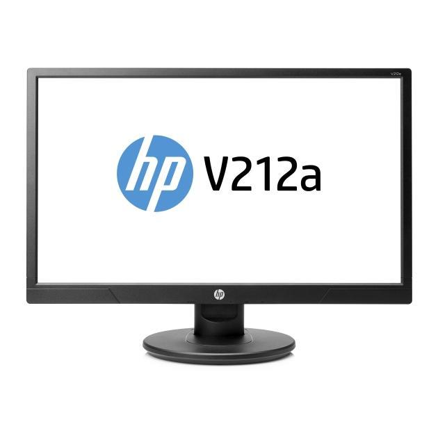 """HP V212a 20.7"""", Черный, DVI, Full HD от Байон"""