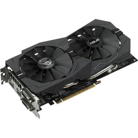 Asus AMD Radeon RX 470 STRIX GAMING 4096Мб, GDDR5, 1226MHz STRIX-RX470-4G-GAMING