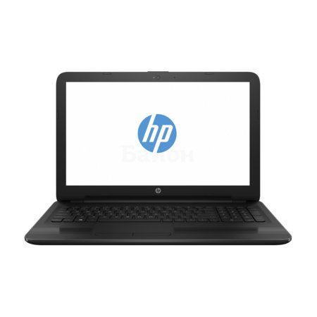 "HP 15-ay075ur 15.6"", Intel Core i7, 2500МГц, 4Гб RAM, DVD нет, 500Гб, Черный, Wi-Fi, Windows 10, Bluetooth"