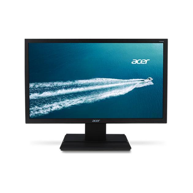 """Acer V246HL 24"""", Черный, TFT TN, 1920x1080, Full HD, DVI"""