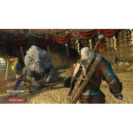 Ведьмак 3: Дикая охота Game of the Year Edition Xbox One, специальное издание