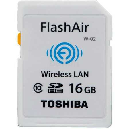 Toshiba FlashAir W-03 16Гб