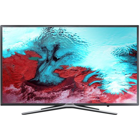 "Samsung UE55K5500 55"", Темно-серый, 1920x1080, Wi-Fi, Вход HDMI"