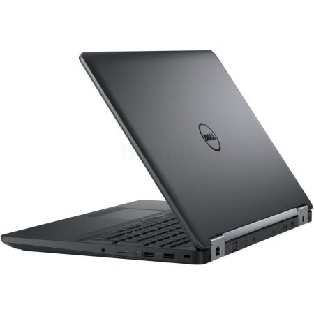 "Dell Latitude E5570-5735 15.6"", Intel Core i3, 2.3МГц, 4Гб RAM, DVD нет, 500Гб, Windows 10 Pro, Windows 7, Черный, Wi-Fi"