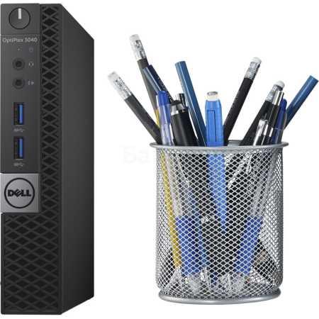 Dell OptiPlex 3040-9954 Micro, 3200МГц, 4Гб, Intel Core i3, 128Гб, Linux