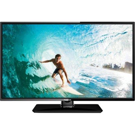 "Fusion FLTV-24T20 24"", Не указан, 1366x768, без Wi-Fi, Вход HDMI"