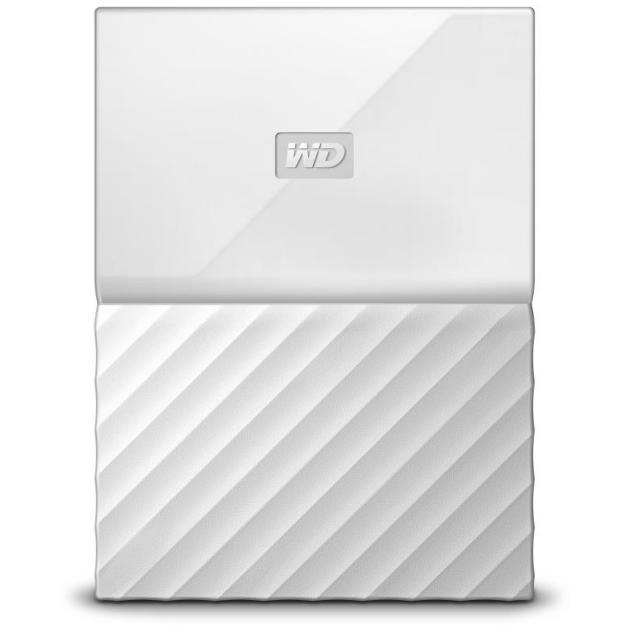 Western Digital My Passport Белый, 3TB
