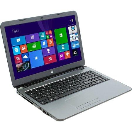 """HP 15-g206ur 15.6"""", AMD A6, 2000МГц, 2Гб RAM, 500Гб, Серебристый, Wi-Fi, Windows 8.1, Bluetooth"""