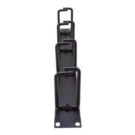 APC by Schneider Electric APC 1U Horizontal Cable Organizer Black