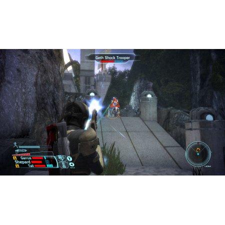 Mass Effect Xbox 360, Английский