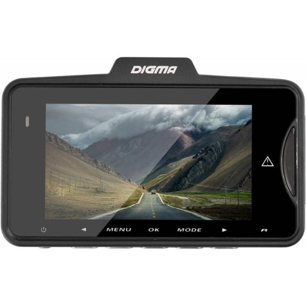Digma FreeDrive 300 1920x1080, Ночной режим