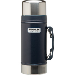 Stanley Legendary Classic Food Flask 10-01229-027 Синий, Термос для еды, 700мл