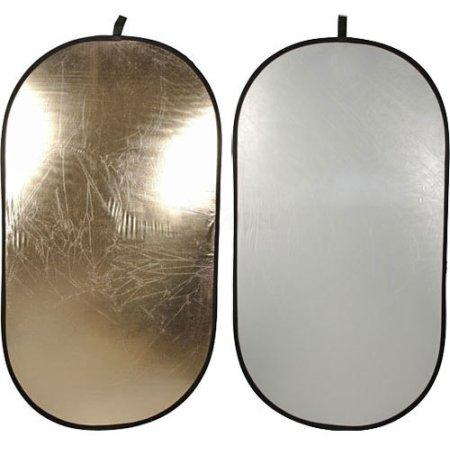 Отражатели 102х168 см золотистый / белый RFR-4066G