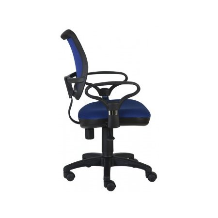 Кресло Бюрократ CH-799/BL/TW-10 Синий