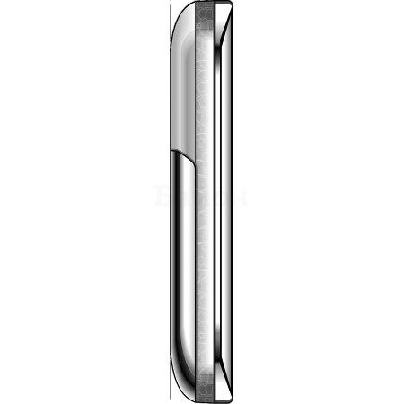 Irbis SF01 Белый, 0.032Гб, 2 SIM