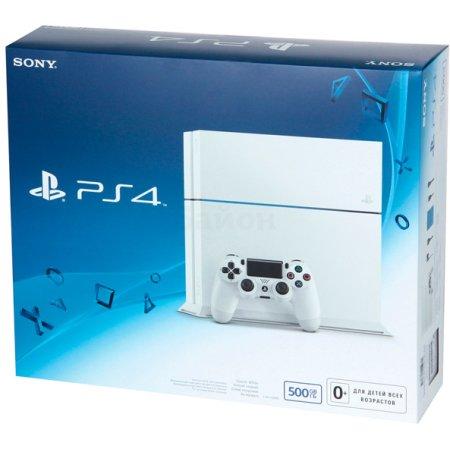Sony CUH-1208A/PS4 Белый