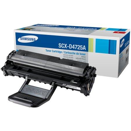 Samsung SCX-D4725A Черный, Тонер-картридж, Стандартная, нет