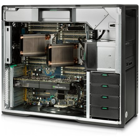 HP Z840 Y3Y45EA 2400МГц, 32Гб, 512Гб