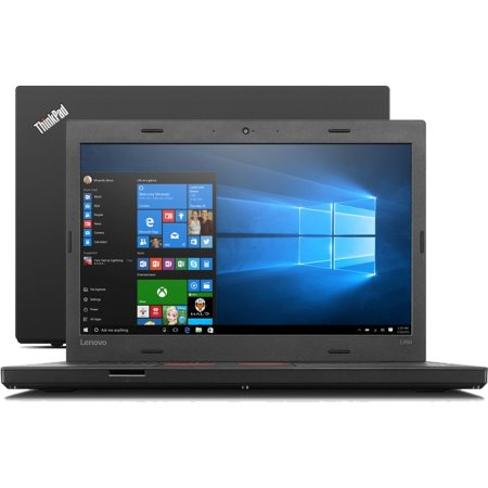 "Lenovo ThinkPad T560 20FH001BRT 15.6"", Intel Core i5, 2300МГц, 8Гб RAM, DVD нет, 256Гб, Черный, Wi-Fi, Windows 10 Pro, Windows 7, Bluetooth"