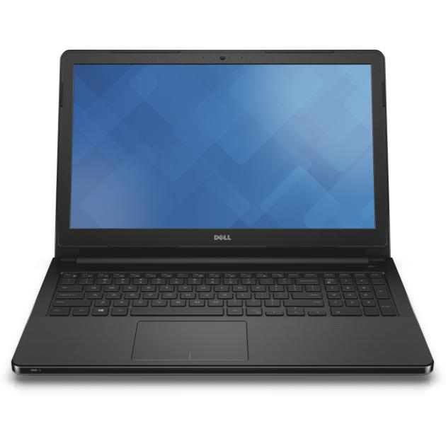 "Dell Vostro 3568 15.6"", Intel Pentium, 2100МГц, 4Гб RAM, DVD нет, 1Тб, Черный, Wi-Fi, Linux, Bluetooth"