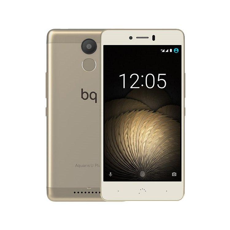 BQ Aquaris U Plus 16Гб, Dual SIM, 4G LTE, 3G