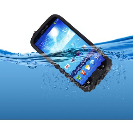 Promate Diver-S4 для Samsung Galaxy S4 чехол, пластик, Черный