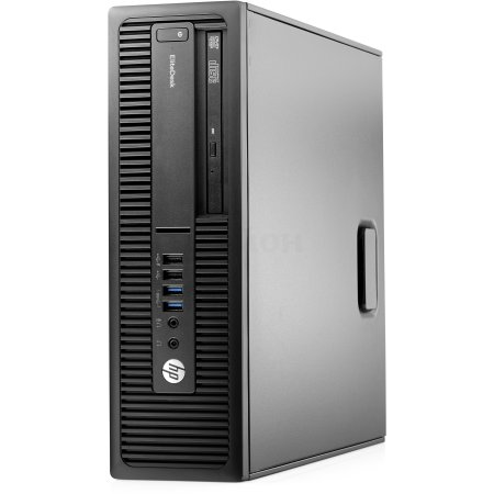 HP EliteDesk 705 G2 M9B21EA 3500МГц, AMD A4, 500Гб