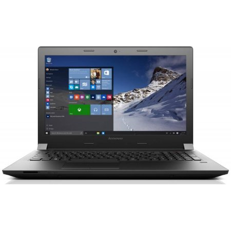 "Lenovo B51-80 15.6"", Intel Core i5, 2300МГц, 4Гб RAM, 500Гб, Черный, Wi-Fi, Windows 10, Bluetooth"