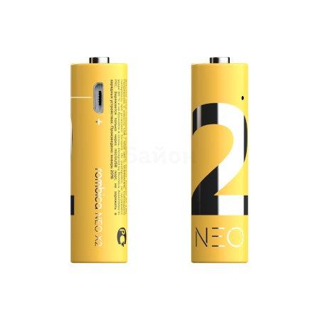 Rombica NEO X2 Желтый, 1300мАч, АА