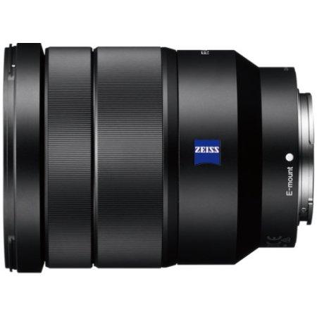 Sony Carl Zeiss Vario-Tessar SEL1635Z Широкоугольный, Sony E, Совместимость с полнокадровыми фотоаппаратами
