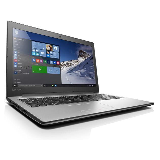 "Lenovo Ideapad 310 15.6"", Intel Core i3, 2300МГц, 6Гб RAM, DVD-RW, 1Тб, Серебристый, Wi-Fi, Windows 10, Bluetooth"