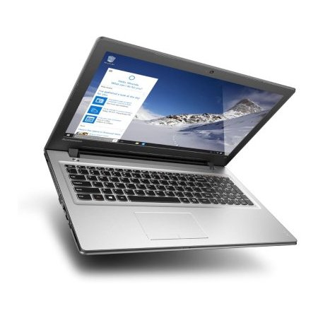 "Lenovo IdeaPad 300-15IBR 80M300MYRK 15.6"", Intel Pentium, 1600МГц, 4Гб RAM, noDVD, 1Тб, Серебристый, Wi-Fi, Windows 10, Bluetooth"