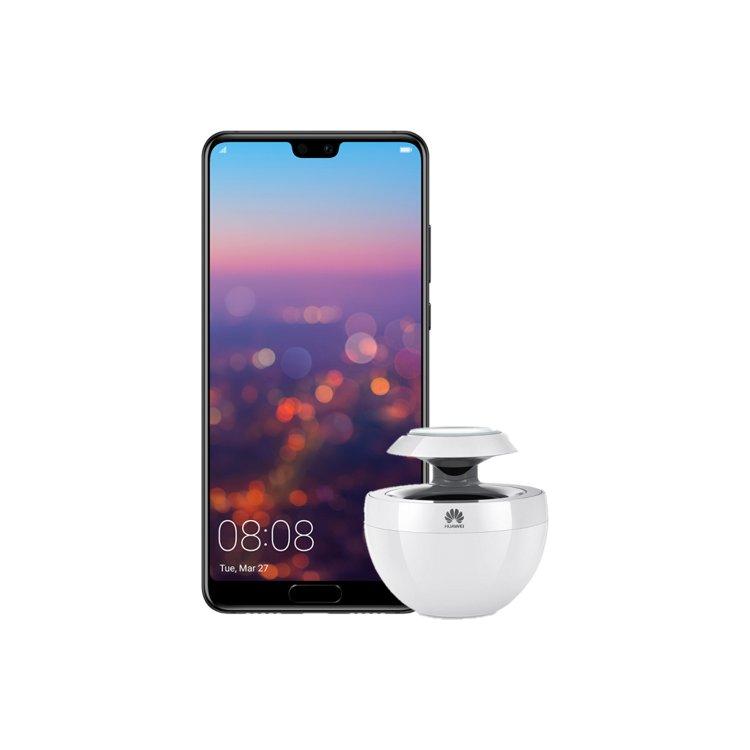 Huawei P 20 pro + Подарок колонка Huawei AM08 White