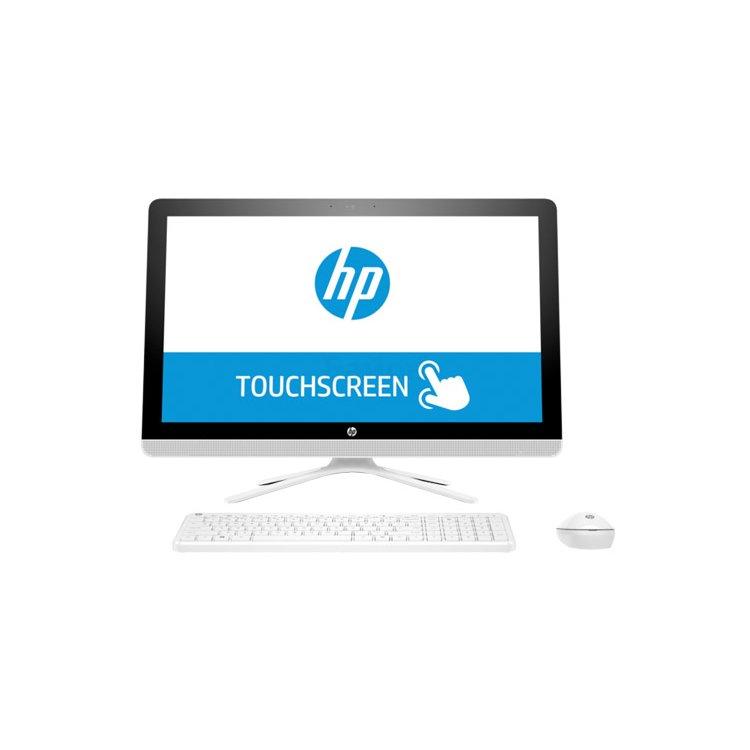 "HP 24-g058ur 23.8"", 8 Гб SSD, Белый, 8Гб, 1000Гб, Windows, Intel Core i5, Touch"