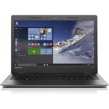 "Lenovo IdeaPad 100S-14IBR 14"", Intel Celeron, 1600МГц, 2Гб RAM, DVD нет, 32Гб, Серебристый, Wi-Fi, Windows 10, Bluetooth"