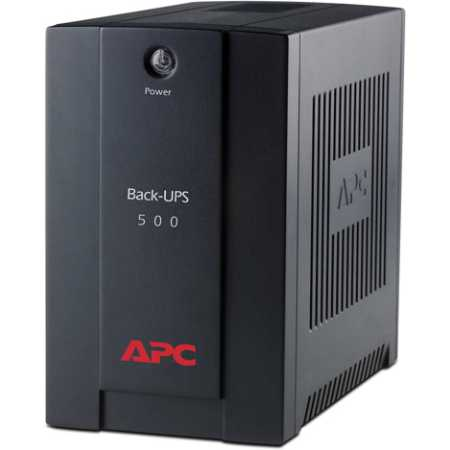 UPS APC <BE550G-RS> Back RS 550VA/330W, 230V, 8 евророзеток 4+4, USB, Data/DSL защита, RJ-45