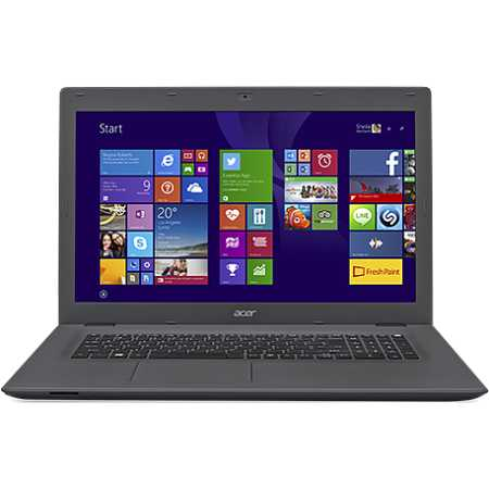 "Acer Aspire E5-532G 15.6"", Intel Pentium, 1600МГц, 2Гб RAM, 500Гб, Черный, Wi-Fi, Windows 10, Bluetooth"