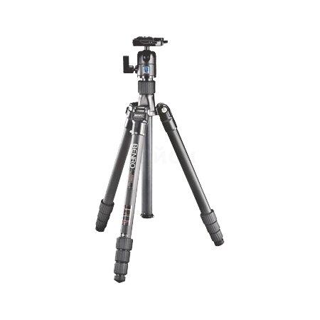 Benro A1680TBH0 Черный, Для фотокамер, Трипод - напольный (тренога)