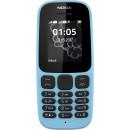 Nokia 105 2017, 1 SIM Голубой