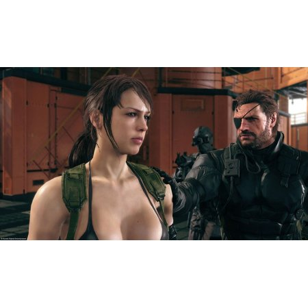 Metal Gear Solid V: The Phantom Pain Русские субтитры