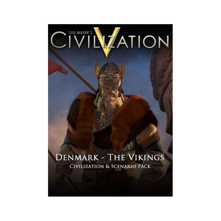 Sid Meier's Civilization and Scenario Pack. Denmark – The Vikings