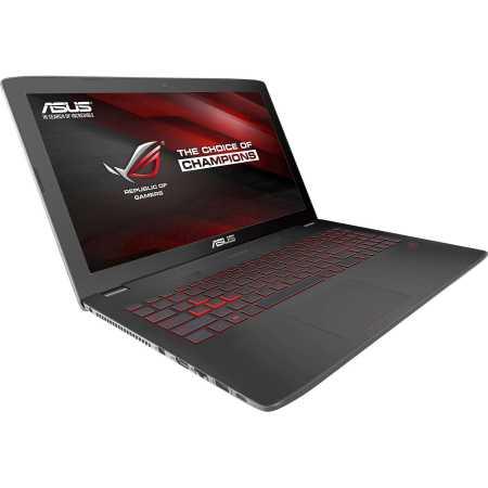 "Asus Rog GL552VW-CN479T 15.6"", Intel Core i7, 2.6МГц, 12Гб RAM, DVD-RW, 2Тб, Черный, Wi-Fi, Windows 10, Bluetooth"