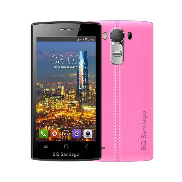 BQ 4505 Santiago Розовый