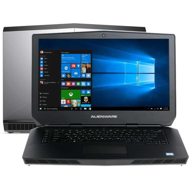 "Dell Аlienware 15 R3 15.6"", Intel Core i7, 2800МГц, 16Гб RAM, 1256Гб, Серебристый, GeForce GTX 1070 8Gb, Windows 10 Домашняя"