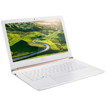 "Acer Aspire S5-371T-5409 13.3"", Intel Core i5, 2300МГц, 8Гб RAM, DVD нет, 256Гб, Белый, Wi-Fi, Windows 10"