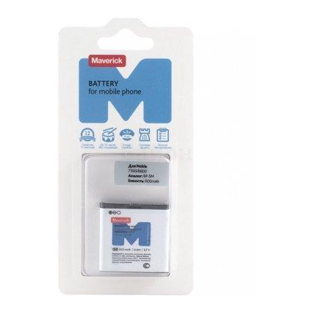 Maverick MA-N7390L Белый, 900мАч