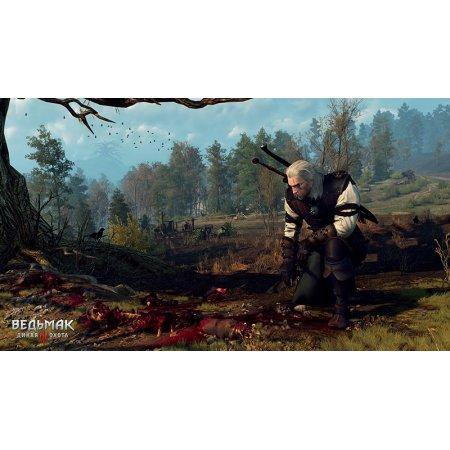 Ведьмак 3: Дикая Охота Xbox One, Специальное издание, Русский
